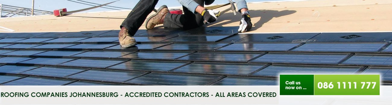 Roofing Companies Johannesburg, For All Your Roofing Companies Johannesburg  Requirements.